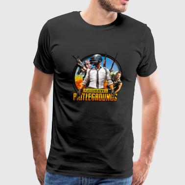 Playerunknowns battlegrounds t-shirts and clothing - Men's Premium T-Shirt