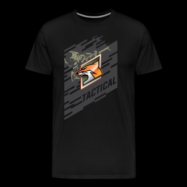 Tactical Fox - Men's Premium T-Shirt