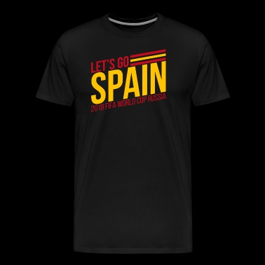 Spain World Cup - Men's Premium T-Shirt