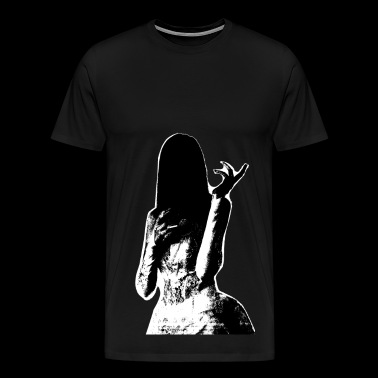 witch house - Men's Premium T-Shirt