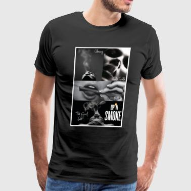UP IN SMOKE - Men's Premium T-Shirt