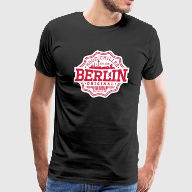 Original Seal Hood Chiller Berlin - Men's Premium T-Shirt