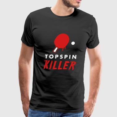 Table tennis - Topspin Killer - Men's Premium T-Shirt