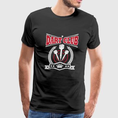 Dart - Dart Club - Men's Premium T-Shirt
