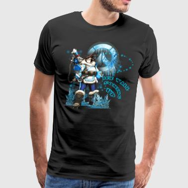 Overwatch: Mei - Men's Premium T-Shirt