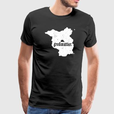 Brandenburg Germany Grossmutter Shirt - Men's Premium T-Shirt