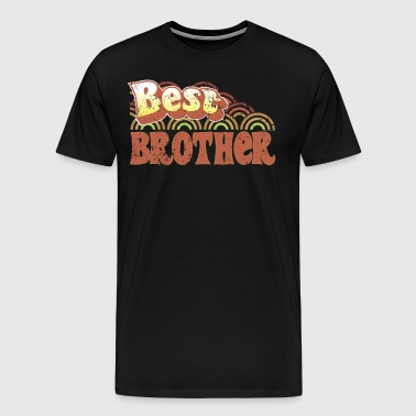 Best Brother 70s Style Clothing - Men's Premium T-Shirt