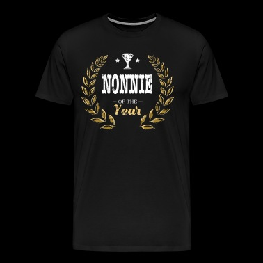 Nonnie Of Year Nonnie - Men's Premium T-Shirt