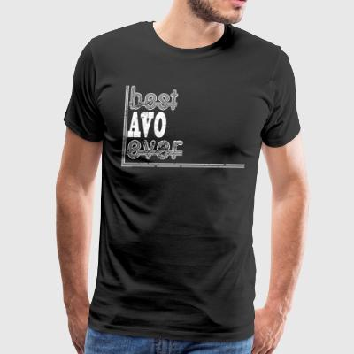 Best Avo Ever Portuguese Grandma - Men's Premium T-Shirt