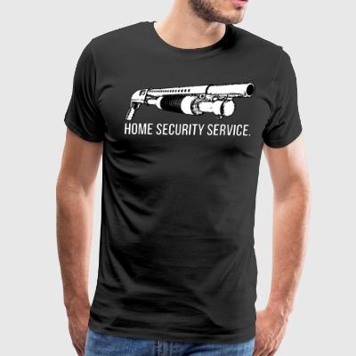 HOME SECURITY SERVICE - Men's Premium T-Shirt
