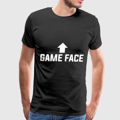 Game Face Gadget Nerd Geek Gamer - Men's Premium T-Shirt