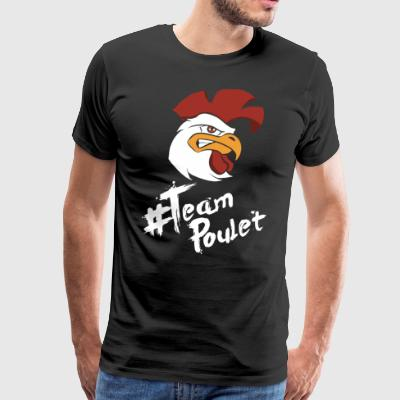 TeamPoulet - Men's Premium T-Shirt