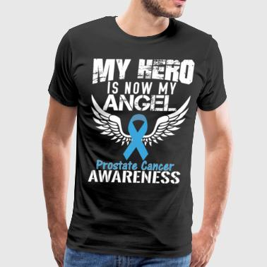 Prostate Cancer Awareness - Men's Premium T-Shirt