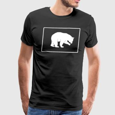 Bear Hunting Shirt Colorado Hunting Black Bears - Men's Premium T-Shirt