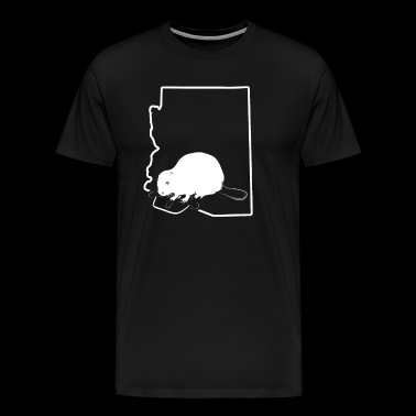Beaver Traps Arizona Traps For Beaver - Men's Premium T-Shirt