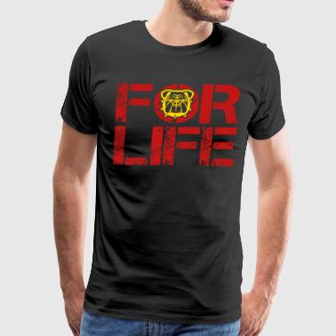 Marine For Life Marine Wife Marine Mom - Men's Premium T-Shirt