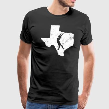 Texas Gymnastics Shirts Gymnastics Gifts For Girls - Men's Premium T-Shirt