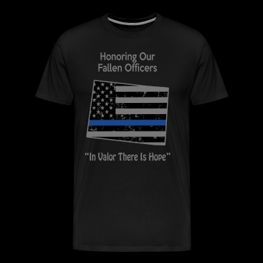 Colorado Police Support The Police Gifts Retired Police - Men's Premium T-Shirt