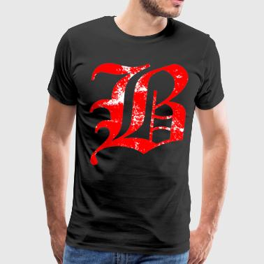 Bahrain 1 - Men's Premium T-Shirt