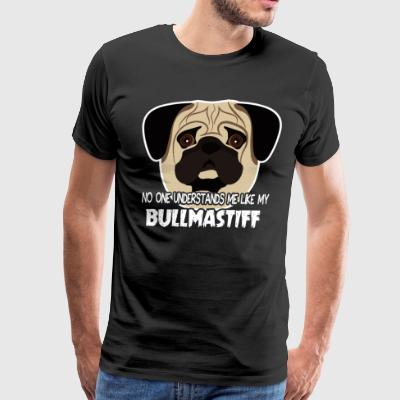 My Bullmastiff Shirt - Men's Premium T-Shirt