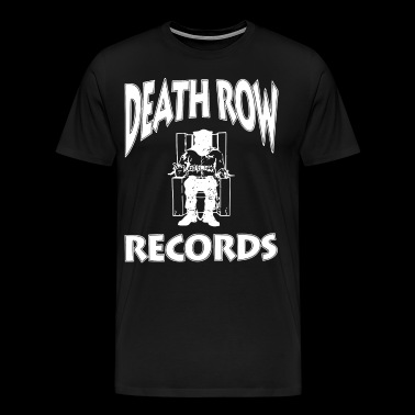 Death Row Records Dre Hip Hop Drake Snoop - Men's Premium T-Shirt