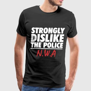 CensoredNwa Funny Fck The Police Hip Hop IceCube - Men's Premium T-Shirt