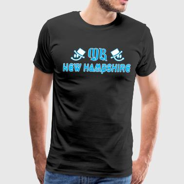 Mr New Hampshire - Men's Premium T-Shirt