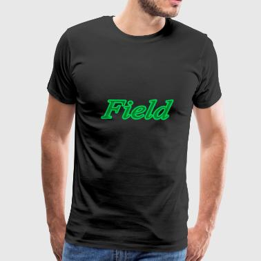 Field - Men's Premium T-Shirt