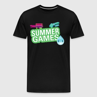Summer Games - Men's Premium T-Shirt