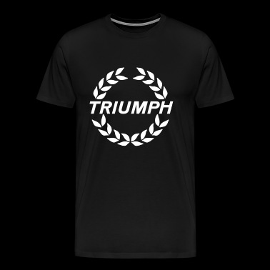 triumph - Men's Premium T-Shirt