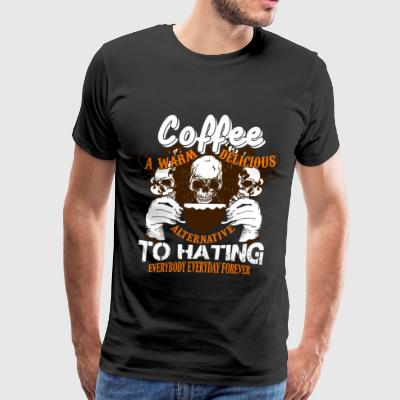 I Want A Delicious Coffee T Shirt - Men's Premium T-Shirt
