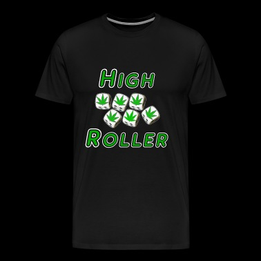 High Roller - Men's Premium T-Shirt
