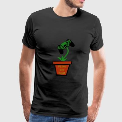 Plant The Seed - Men's Premium T-Shirt