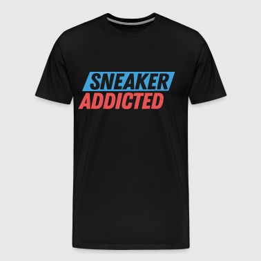 Sneaker Addicted - Men's Premium T-Shirt