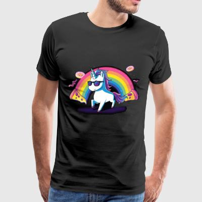 Unicorn donut - Men's Premium T-Shirt