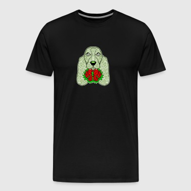 Dog s Head 3 - Men's Premium T-Shirt