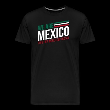 Mexico World Cup - Men's Premium T-Shirt