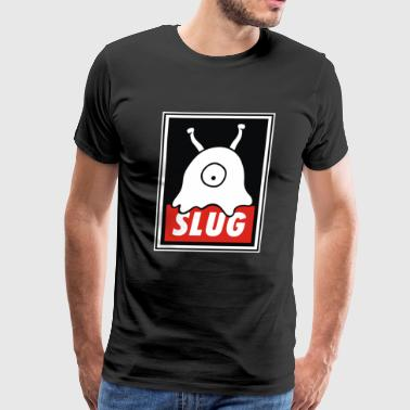 Slug - Men's Premium T-Shirt