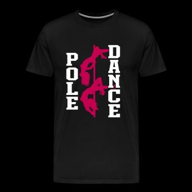 Pole Dance - Men's Premium T-Shirt