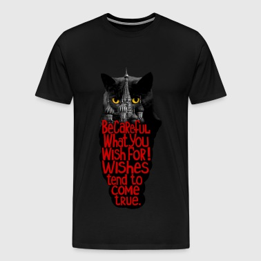 Behemoth the Cat (Master and Margarita) - Men's Premium T-Shirt