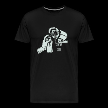 Spray cam - Spray cam - Men's Premium T-Shirt