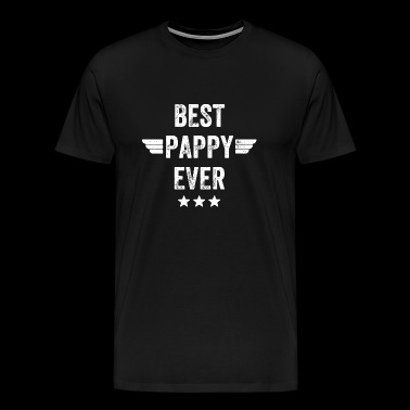 Pappy - Best Pappy Ever - Men's Premium T-Shirt