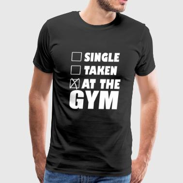 Gym - gym - Men's Premium T-Shirt