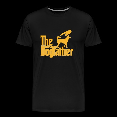 Dogfather - the dogfather - Men's Premium T-Shirt