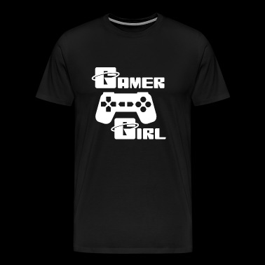 Gamer Girl - Gamer Girl - Men's Premium T-Shirt