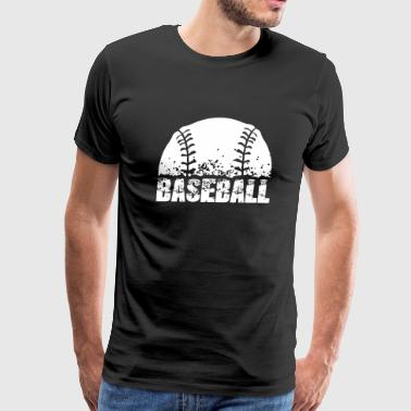 Baseball - Baseball - Men's Premium T-Shirt