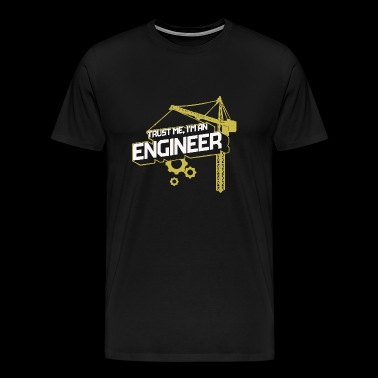 Civil Engineer - Civil Engineer - Men's Premium T-Shirt