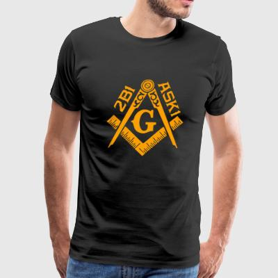 Masonic - The Masonic Store - Men's Premium T-Shirt