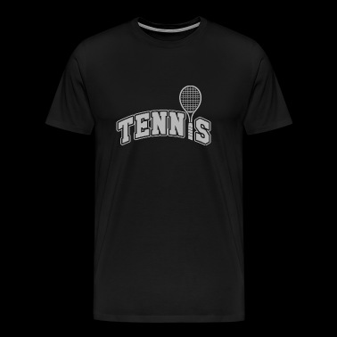 Tennis - Tennis - Men's Premium T-Shirt