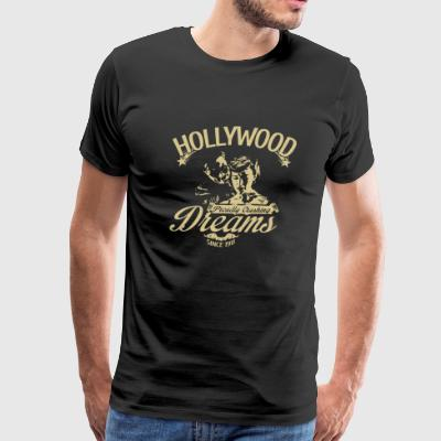 Hollywood - Hollywood Dreams - Men's Premium T-Shirt